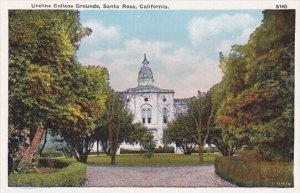 Ursline College Grounds Santa Rosa California