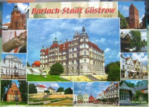 Germany Gustrow Barlach Stadt - unposted