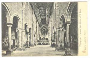 Interno Della Chiesa Di S. Zeno, Verona (Veneto), Italy, 1900-1910s