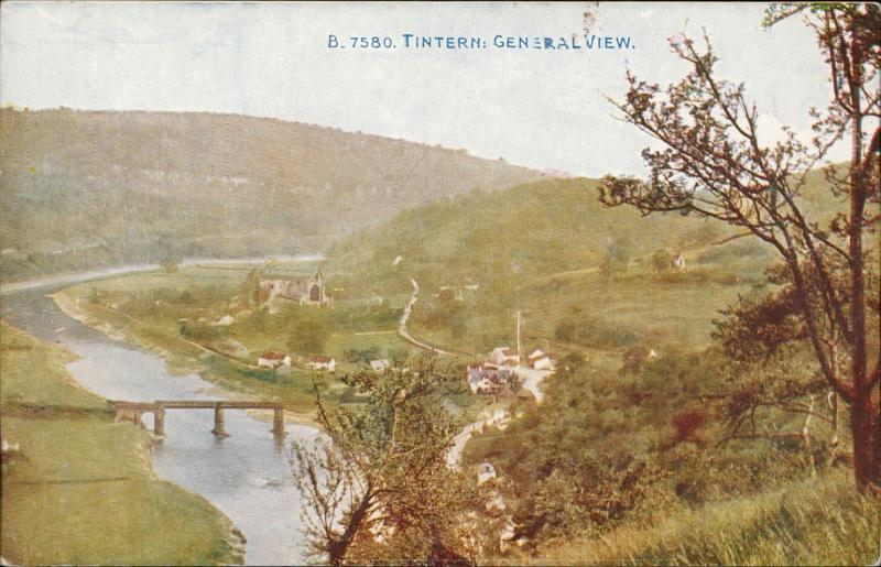 Tintern general view UK