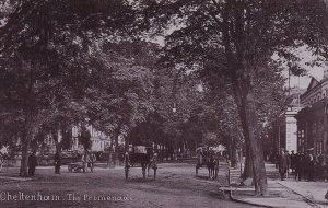 CHELTANHAM, Gloucestershire, England, PU-1906; The Promenade ; TUCK