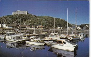 LA BAIE , Quebec , Canada , 60-80s ; Club Nautique