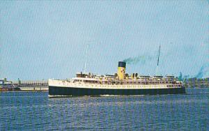 Canadian Pacific Ferry Princess Helene Digby Nova Scotia