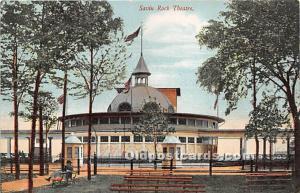 Postcard Savin Rock Theatre 1907