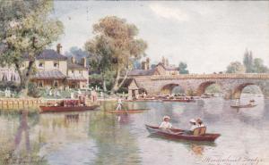 MAIDENHEAD , UK , 1908 ; TUCK 7712