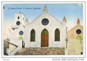 St. Peters Church, St. Georges, Bermuda, 00-10s