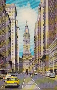 Pennsylvania Philadelphia The Quaker City City Hall