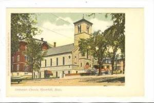 Unitarian Church, Haverhill, Massachusetts, Pre-1907