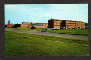 ABERDEEN PROVING GROUND MARYLAND MD Barracks Mess Hall