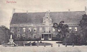 Näsbyholm Castle, Scania, Sweden, 1900-1910s