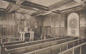 Connecticut Middletown Chapel Of The Convent Of Our Lady Of the Retreat In Th...