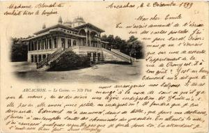 CPA ARCACHON Le Casino (336538)