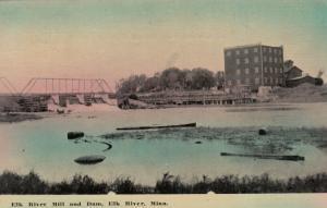 ELK RIVER , Minnesota , PU-1913 ; Elk River Mill and Dam
