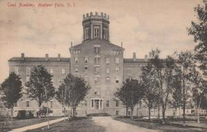 Montour Falls NY, New York - Cook Academy - pm 1909 - DB