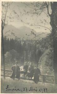 Romania Sinaia 1944