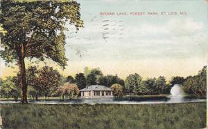 Missouri Saint Louis Sylvan Lake Forest Park 1908