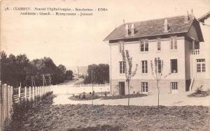 France Clamecy Nouvel Hopital-hospice Sanatorium EDSA, CPA