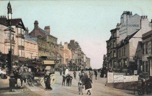 BRIDLINGTON , UK , 1900-10s : Prince Street