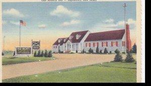 New Jersey Hightstown Old Hights Inn Restaurant Curteich