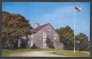 Massachusetts, Duxbury - John Alden House - [MA-313]