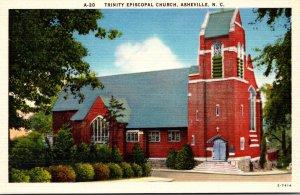 North Carolina Asheville Trinity Episcopal Church