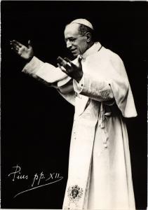CPM CATHOLIC POPE Pius pp XII (318298)