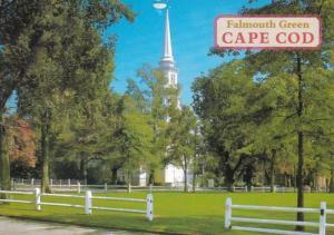 Massachusetts Cape Cod Falmouth Village Green 2010