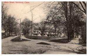 Connecticut  Salisbury ,  Main Street