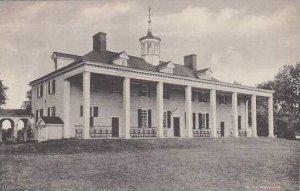 Virginia Mount Vernon Home Of George Washington Albertype