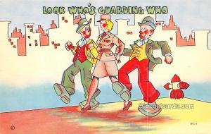 Art Tone Glo War Military Comic Unused