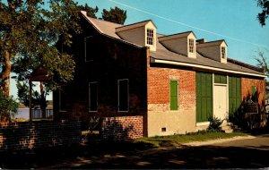 Mississippi Biloxi Old Brick House