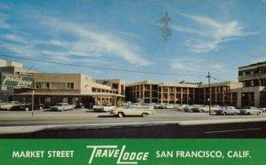 SAN FRANCISCO, California, 1964 ; Travelodge