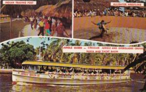 Jungle Queen III Circular Jungle & Everglades Cruise Bahia Mar Yacht Basin Ft...