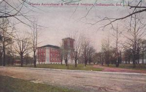 Winona Agricultural & Technical Institute, Indianapolis, Indiana, 1900-1910s
