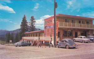 RADIUM JUNCTION, British Columbia, Canada, 1940-1960´s; Flamingo Motel, Clas...