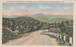 Vermont Bennington Molly Stark Trail Looking Easterly