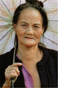 CPM THAILAND Onder de parapluie: bescherming tegen de zon (345019)