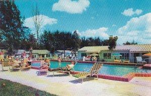 Saxon Motel & Apartments Pool Miami Florida