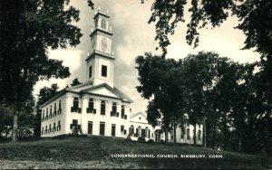 Connecticut Simsbury Congregational Church