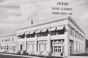 LINCOLN, Nebraska , 1930s; Back to Bible Broadcast Building