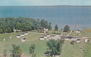 VICTORIA HARBOUR, Ontario , 1950-60s ; Caswell's Cottages & Camping Ground
