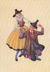 Austria Traditional Costume Lienz