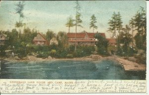 Kennebago Lake House And Camp, Maine