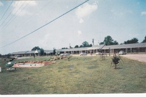 GREENVILLE, South Carolina, 50-60s ; Colonial Court Hotel