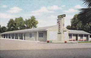 Florida Dunnellon Dunkel Motor Court
