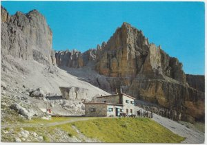 DOLOMITI DI BRENTA, Valle d'Ambies, Italy, 1972 used Postcard