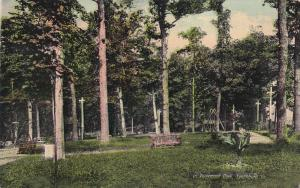 LYNCHBURG , Virginia, PU-1913; In Rivermont Park