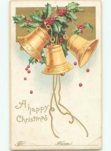 Divided-Back CHRISTMAS SCENE Great Postcard AA0006