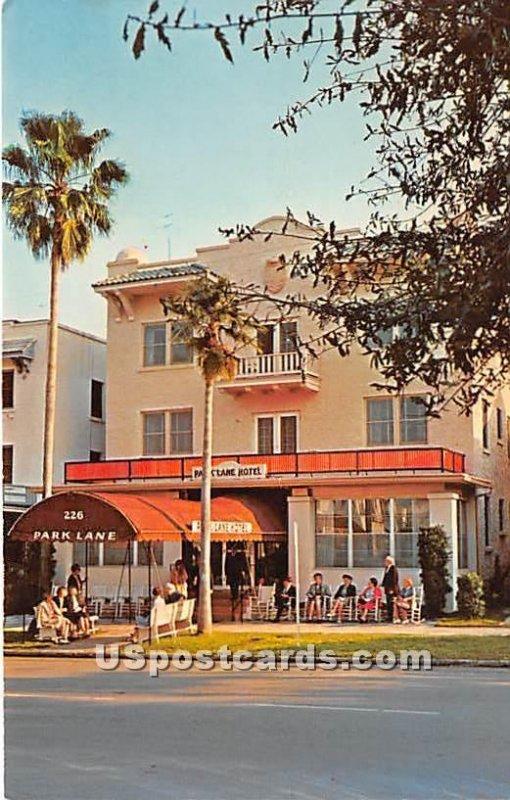 Park Lake Hotel - St Petersburg, Florida FL
