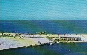 Florida Ruskin Bahia Beach Motel-Boatel 1963